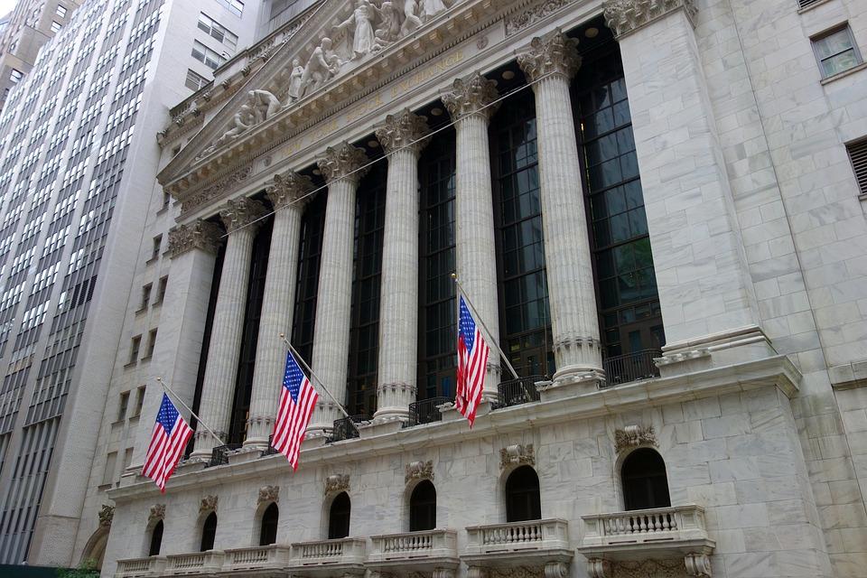 New Yorkin pörsi, suuren rahan kotikenttä